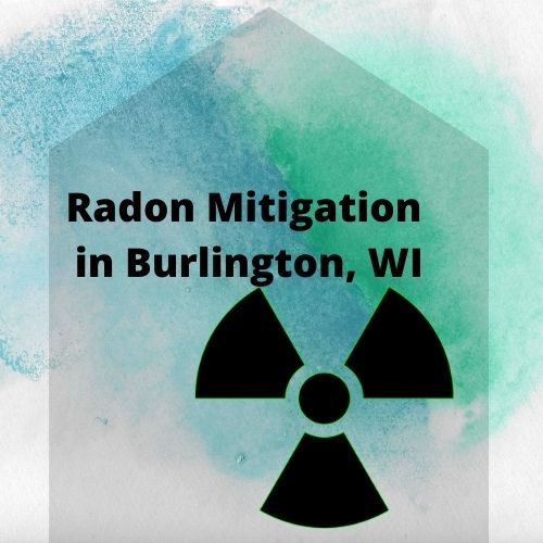 Burlington Racine Radon Testing & Mitigation Symbol 184 2310 S. Green Bay Rd. STE C, #184, Racine, WI 53406 262-955-6696