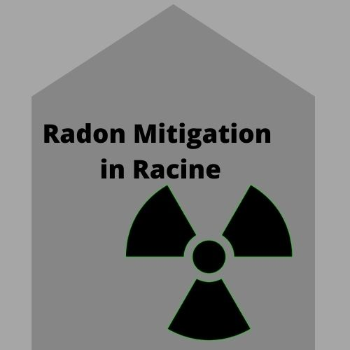 Racine Radon Testing & Mitigation Symbol 184 2310 S. Green Bay Rd. STE C, #184, Racine, WI 53406 262-955-6696