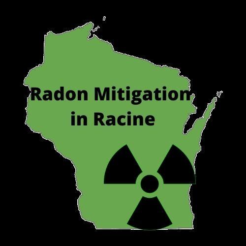 Radon Mitigation in Racine Map Racine Radon 184 2310 S. Green Bay Rd. STE C, #184, Racine, WI 53406 (262) 955-6696